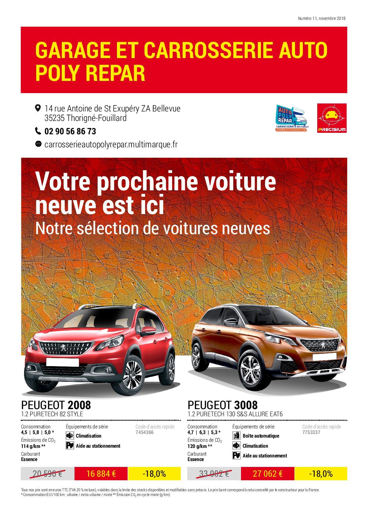 vente de véhicules neuf
