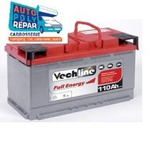Batterie à décharge lente 114 ah vechline