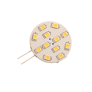 AMPOULE LED BROCHES LATERALES GU4