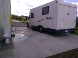 NOUVEAU SERVICE, aire de service camping car