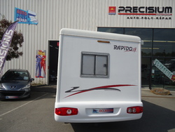 CAMPING CAR PROFILE RAPIDO 746C
