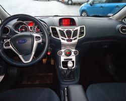 Ford Fiesta 1.4 TDCi 70 FAP Titanium
