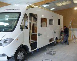 Auto Poly Répar - Cesson-Sévigné - Carrosserie camping-car